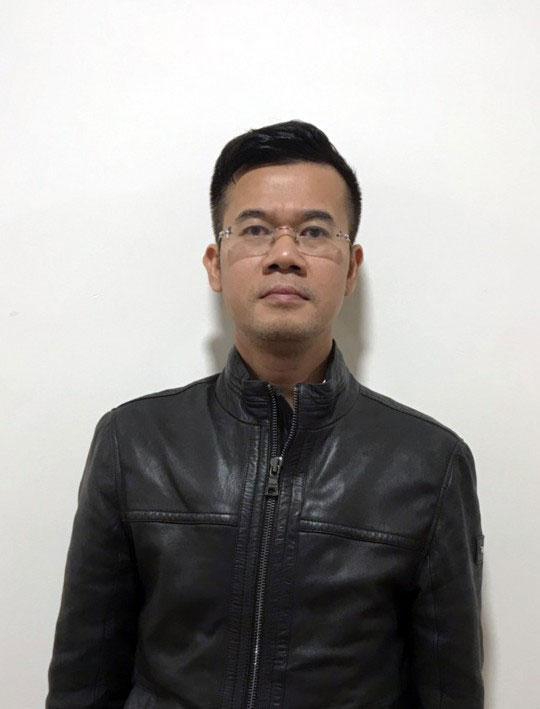 Bị can Phạm Hồng Quang.