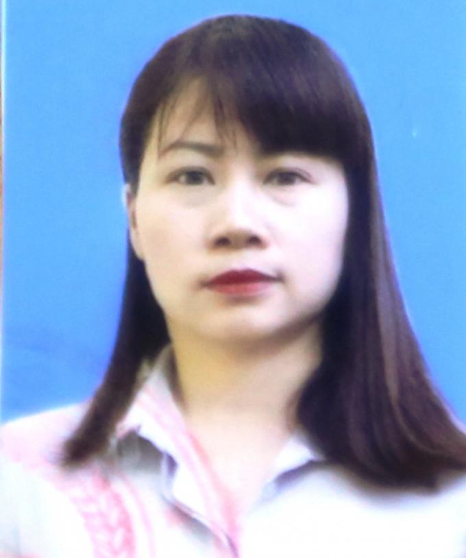 Bị canNguyễn Thị Hồng Chung.