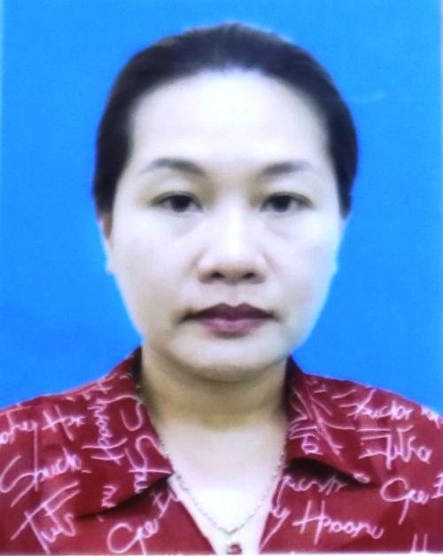 Bị canNguyễn Thị Thu Loan.