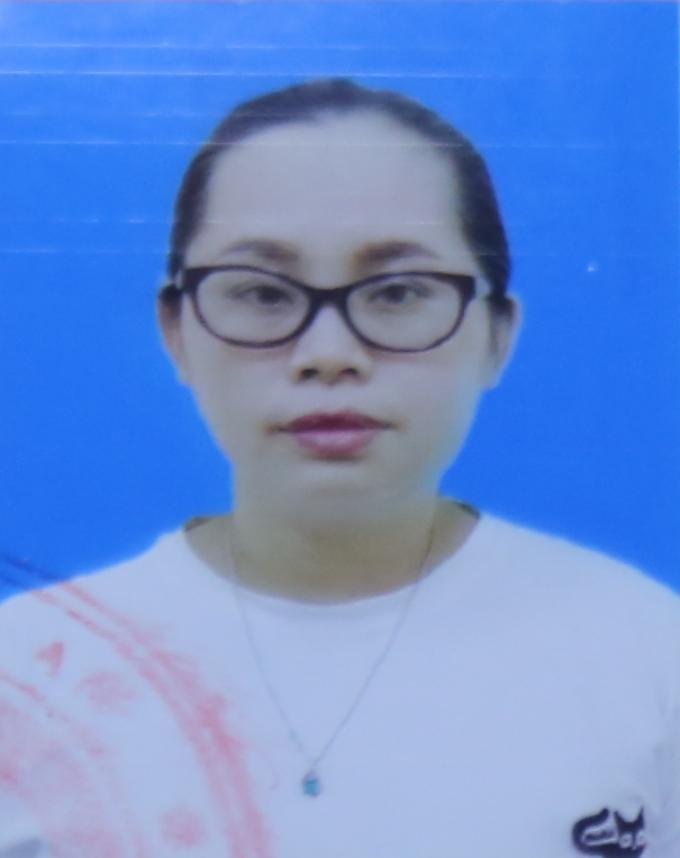 Bị can Bùi Thanh Trà.