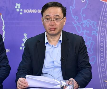 Ông Nguyễn Anh Tuấn, Cục trưởng Cục Điều tiết điện lực (Bộ Công Thương)
