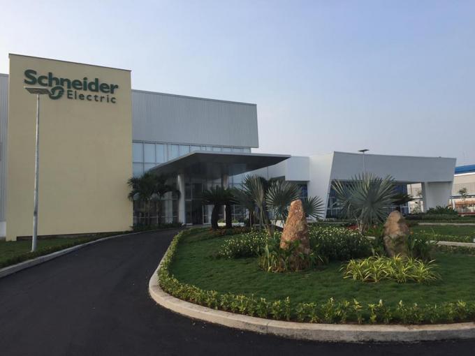 Công ty TNHH Schneider Electric Việt Nam có nhất nhiều trụ sở.