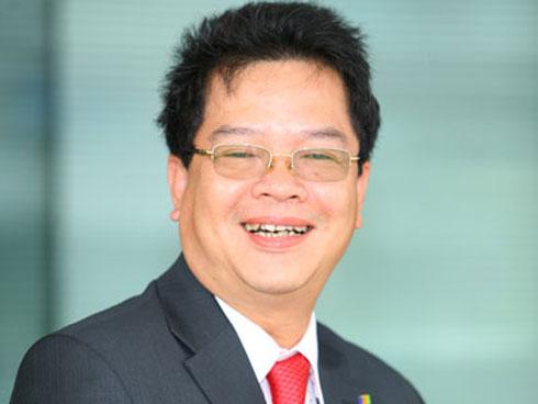 Ông Lê Quang Tiến, hiện là Phó chủ tịch Ngân hàng TPBank. Ảnh: FPT.