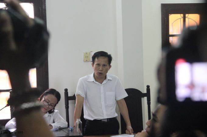 Luật sư Hoàng Văn Hướng - Văn phòng Luật sư Hoàng Hưng
