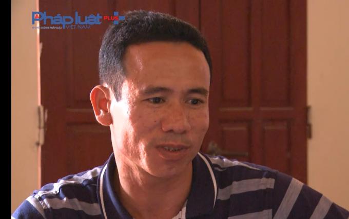 Anh Trần Văn Mạnh (con trai ông Trần Trung Thám).
