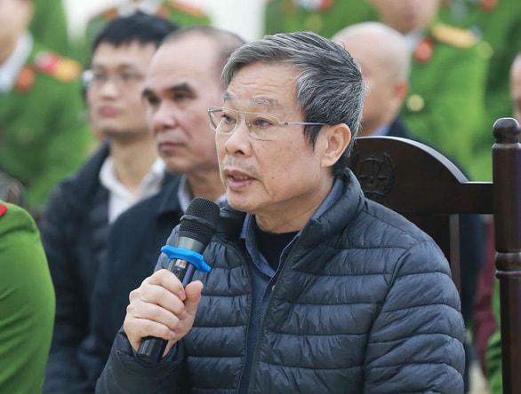 Ông Nguyễn Bắc Son, cựu Bộ trưởng Thông tin và truyền thông (TT&TT) bất ngờ phủ nhận việc nhận 3 triệu đô la từ Phạm Nhật Vũ.
