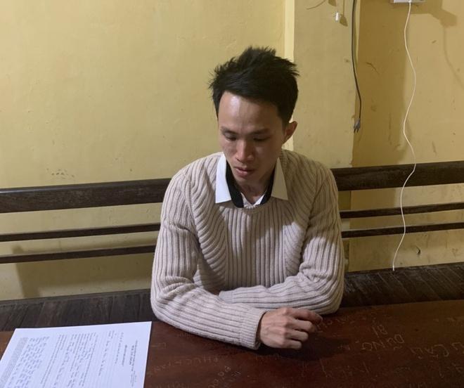 Nguyễn Thành Hưng. Ảnh: CAND