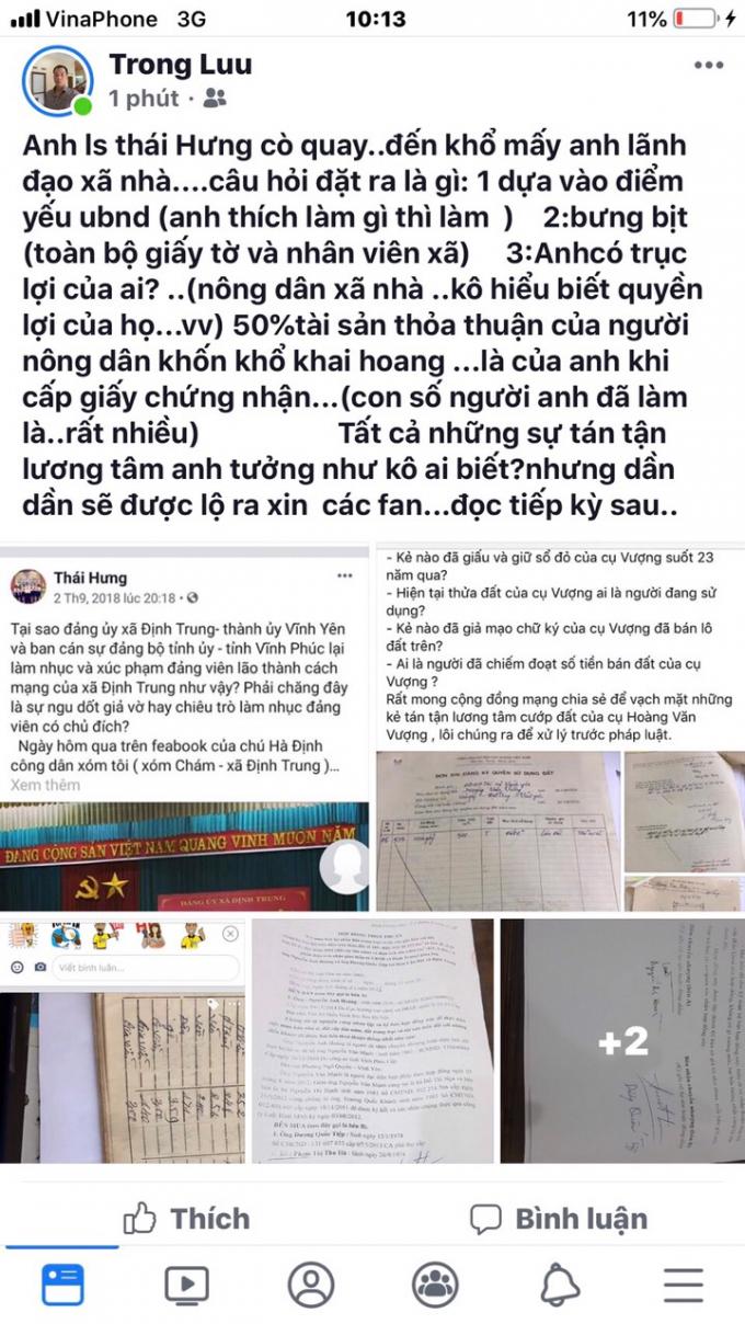"""Luật sư bị vu khống, bôi nhọ danh dự…công an TP Vĩnh Yên có làm """"ngơ""""?"""