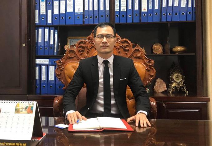 Luật sư Đặng Xuân Cường, Trưởng Ban Hình sự - Công ty Luật TAT Law firm.