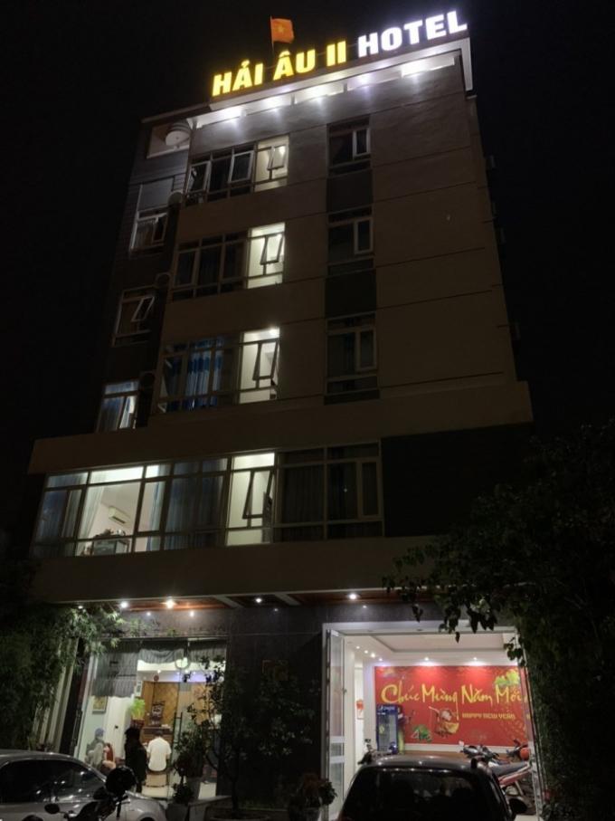 Tụ điểm hoạt động mua bán dâm tại khách sạn Hải Âu 2, xã Bảo Ninh, TP. Đồng Hới.