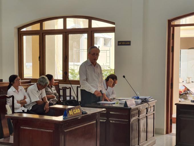 Đại diện của Chủ tịch UBND tỉnh (chủ sở hữu) Huỳnh Văn Tịnh (Giám đốc sở Lao động Thương bình và Xã hội tỉnh Đồng Nai).