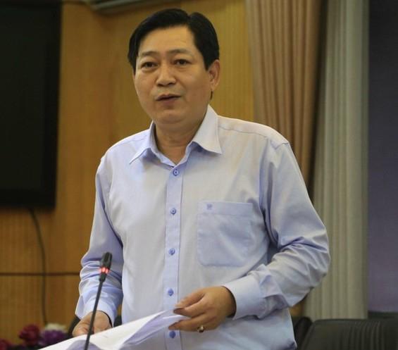 Ông Nguyễn Văn Sơn, Phó tổng cục trưởng Tổng cục Thi hành án dân sự (Bộ Tư pháp)