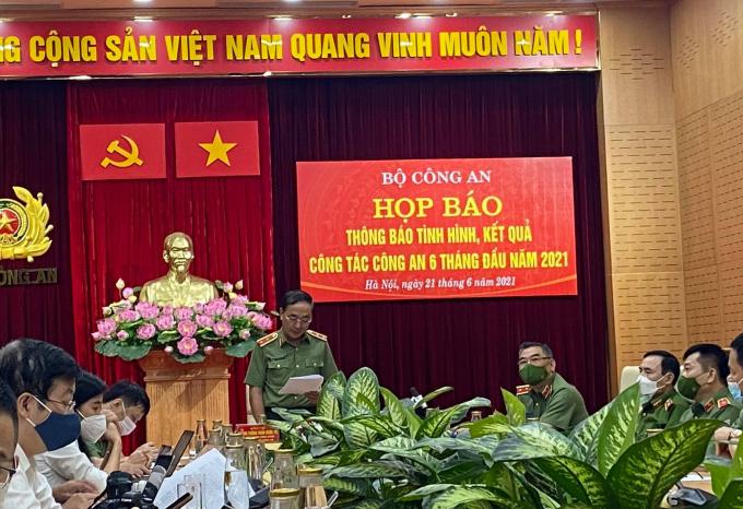 Giám đốc Công an Hà Nội cho biết, bước đầu đã xác định được mạng xã hội phát tán sớm nhất clip