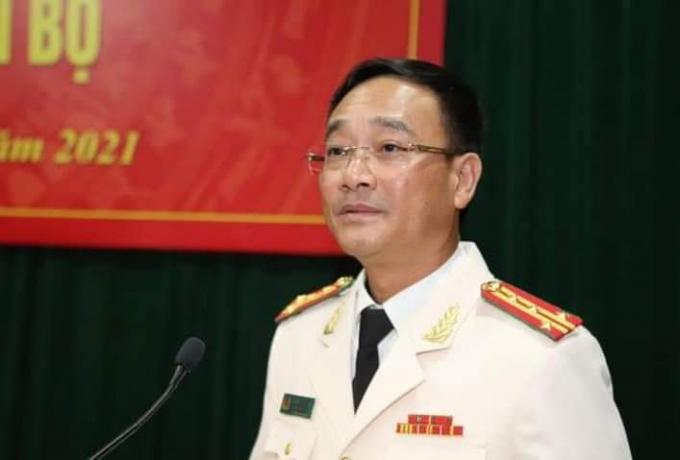 Tân Giám đốc Công an tỉnh Nghệ An
