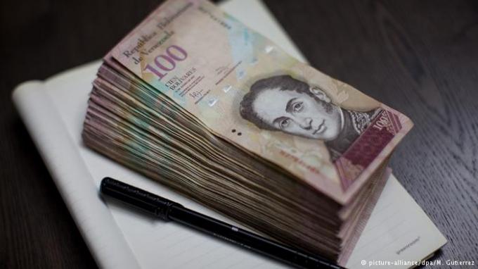 Venezuela sắp phát hành đồng tiền có mệnh giá lớn