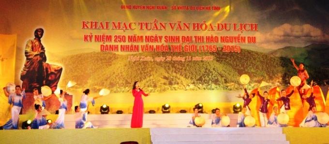 Hà Tĩnh: Tổ chức