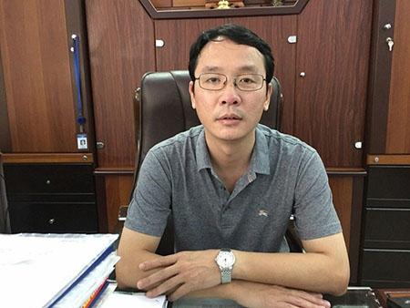 Tiến sĩ Tuấn Đạo Thanh,Phó Chủ tịch Hội Công chứng viên Hà Nội