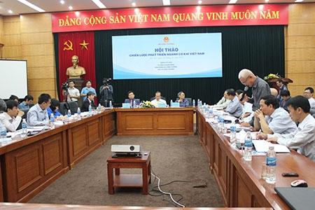 Hội thảo thu hút nhiều doanh nghiệp tham gia (Ảnh: NP)