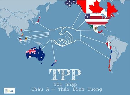Việt Nam cam kết xóa bỏ gần 100% dòng thuế khi gia nhập TPP.   (Ảnh: Internet)