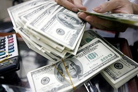 Ngày 29/12, giá USD giảm 30 đồng ở cả hai chiều so với tuần trước (Ảnh minh họa)