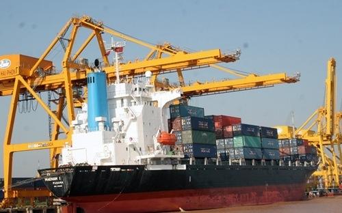 Trong tháng 1, Việt Nam đã xuất siêu 765 triệu USD (Ảnh minh họa).