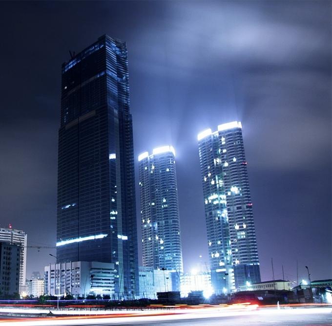 Tòa tháp cao nhất Việt Nam đã thuộc về Tập đoàn tài chính Hàn QuốcAON Holdings