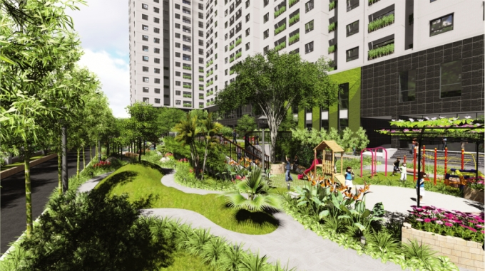 Capital House tiên phong đưa kiến trúc xanh vào các công trình nhà ở tại Việt Nam.