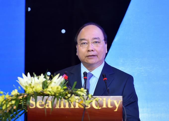 Thủ tướng phát biểu chỉ đạo hội nghị.