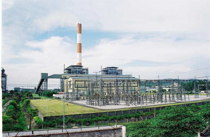 Nhà máy nhiệt điện Phả Lại.