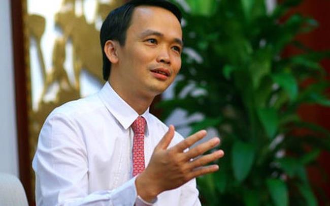 Ông Trịnh Văn Quyết - Chủ tịch Tập đoàn FLC. Ảnh: IT.