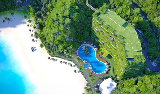 Khách hàng yên tâm đầu tư vào Flamingo Cát Bà Beach Resort
