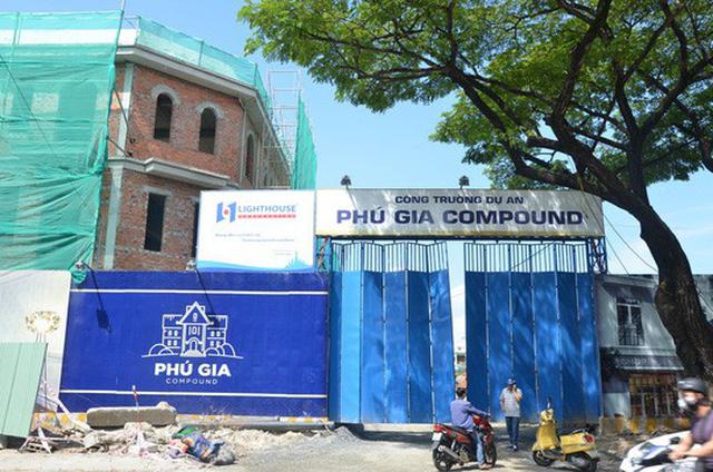 Dự án Phú Gia Compound.