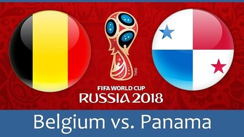 Bỉ sẽ đụng độ Panama vào lúc 22h ngày 18/6. (Ảnh:Getty)