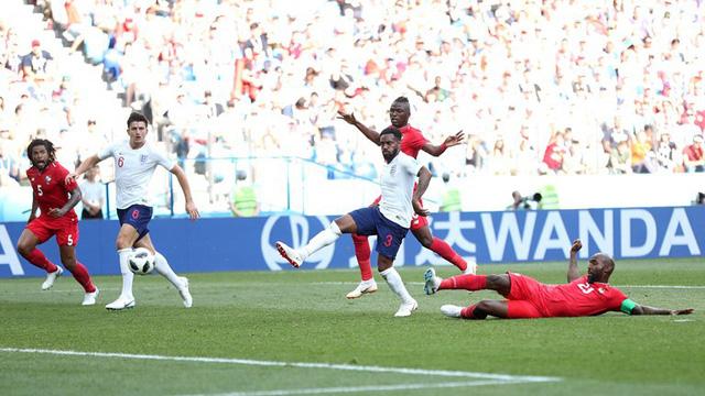 Felipe Baloy ghi bàn thắng lịch sử cho đội tuyển Panama. (Ảnh: Getty Images)