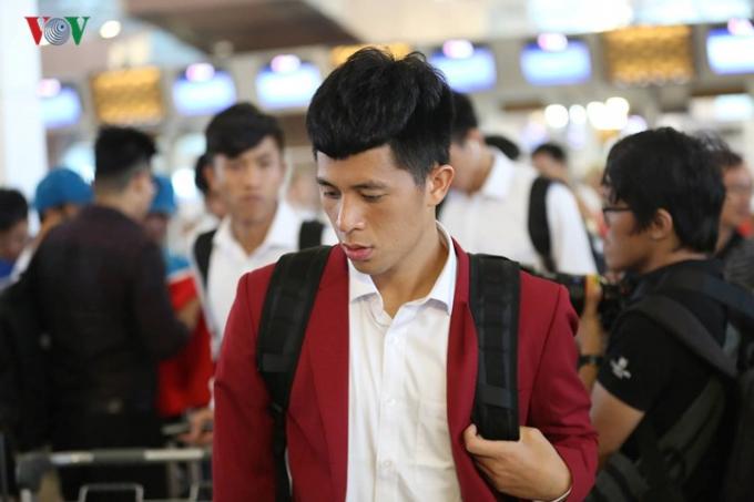 Sau khi về tới sân bay Nội Bài, các thành viên đoàn thể thao Việt Nam sẽ di chuyển tới sân Mỹ Đình để tham dự lễ vinh danh.