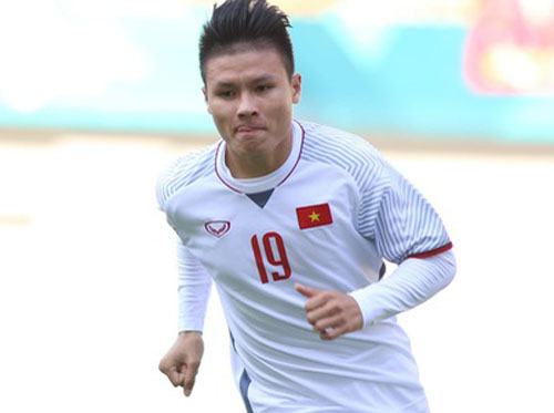 Quang Hải là 1 trong 3 cầu thủ được bầu chọn vào đội hình xuất sắc nhất ASIAD 18.