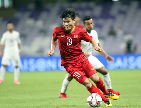 Quang Hải sẽ có 10 ngày ăn, tập cùng CLB Deportivo Alaves. (Ảnh: Bongdaso)
