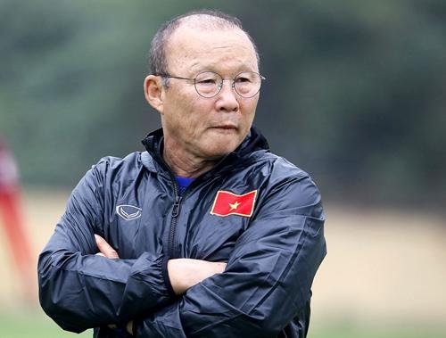 HLV Park Hang-Seo đã đưa ra danh sách rút gọn đợt 1 của U23 Việt Nam.