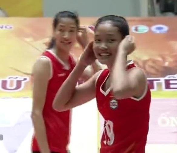 Nhân tố trẻ của tuyển Việt Nam phát huy hết sức tại giải.