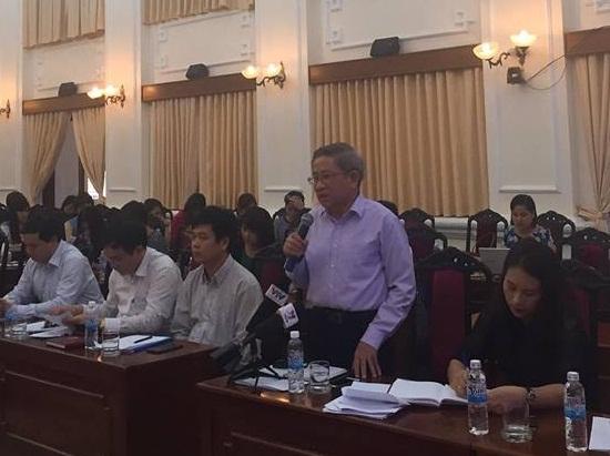 Giáo sư, Tiến sĩ Nguyễn Minh Thuyết: