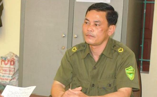 Ông Nguyễn Ngọc Thấu - Trưởng công an xã Nghi Quang người đã nổ súng khiến chủ tịch UBND xã Nghi Quang bị thương.