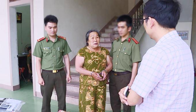 Nguyễn Thị Hương trước đó cũng từng lĩnh án vì tội làm giả con dấu, tài liệu của cơ quan, tổ chức. Nay lại