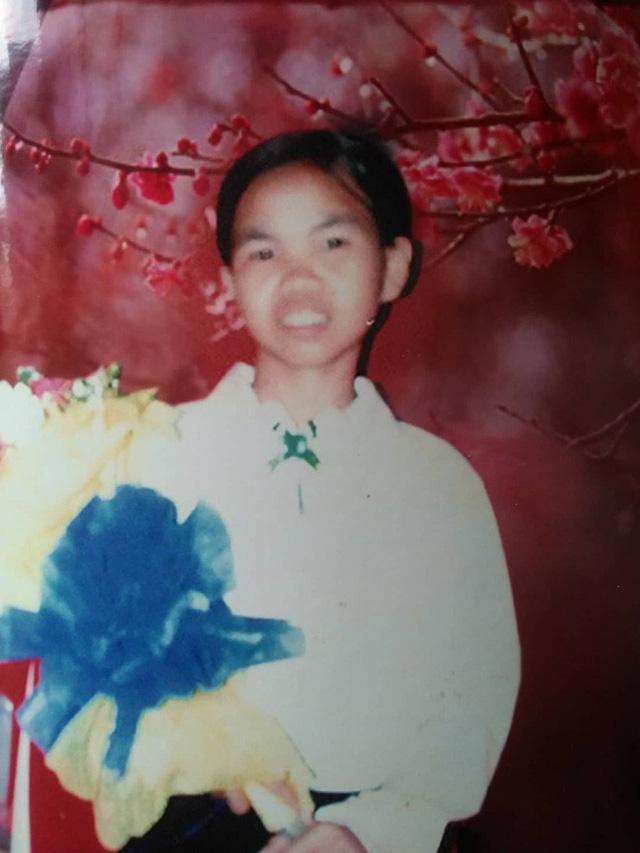 Thiếu nữ Nguyễn Thị Phương, người đã mất tích 2 ngày nay.
