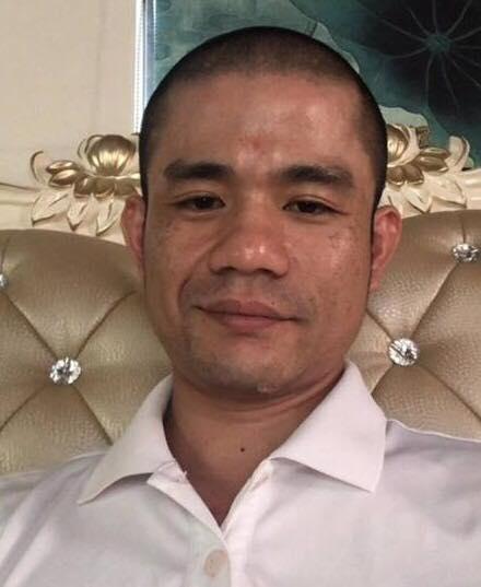 Lê Ngọc Sơn một trong hai đối tượng dùng lựu đạn cố thủ trong căn nhà số 128 suốt nhiều giờ liền.