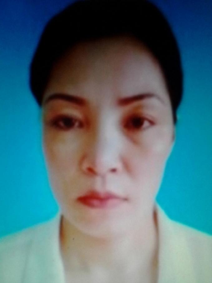 Nguyễn Thị Huệ - Tửtù mang thai từ tinh trùng mua trong trại.