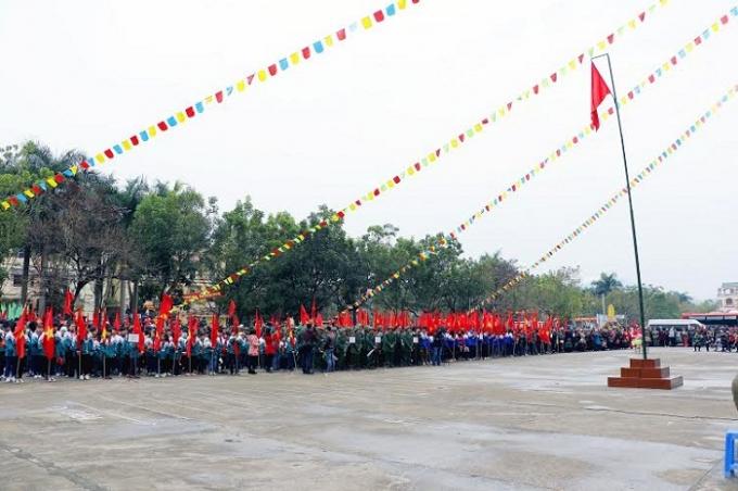 Thành Phố Bắc Kạn tiễn 62 tân binh lên đường nhập ngũ