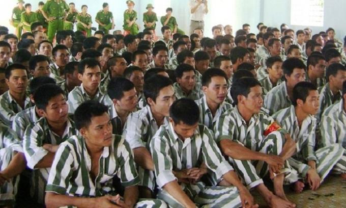 Thủ tướng Chính phủ giao Bộ Công an Tổ chức tập huấn chuyên sâu cho cán bộ trại giam. (Ảnh:Báo Đăk Lăk).