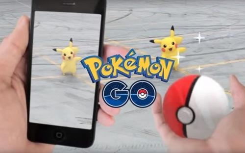 Thay đổi google map khi chơi Pokemon Go có thể coi là hành vi cung cấp thông tin sai sự thật.