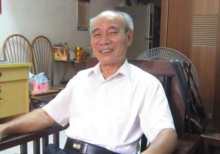 Chuyên gia tâm lý Nguyễn An Chất - Giám đốc Công ty tư vấn tâm lý An Việt Sơn.