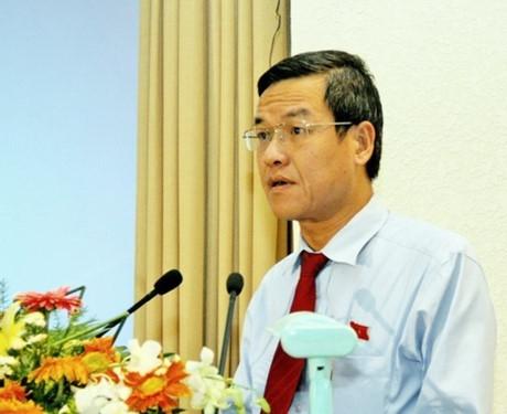 Chủ tịch Ủy ban Nhân dân tỉnh Đồng Nai Đinh Quốc Thái. (Nguồn: dongnai.gov.vn)